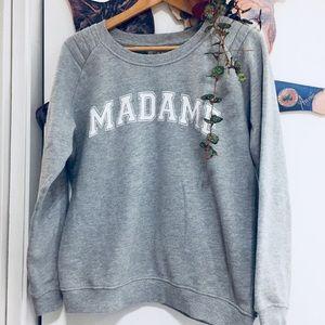 Zoe Karssen sweat-shirt